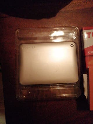 Se vende hdd 1tb 2,5* Toshiba original