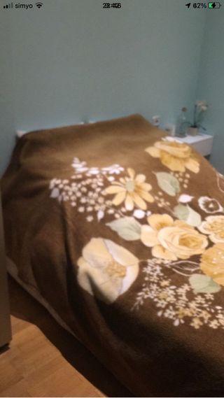 Manta cama 1'50 VS