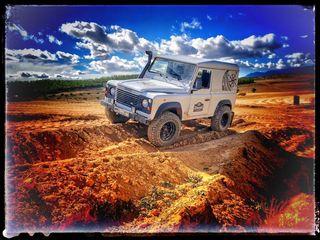 Land Rover Defender 1999