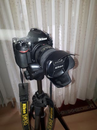 Camara fotografica NICON D 610