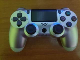 Mando inalámbrico gris compatible PS4, Pc, android