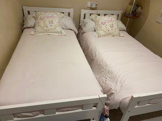 2 CAMAS INFANTILES IKEA