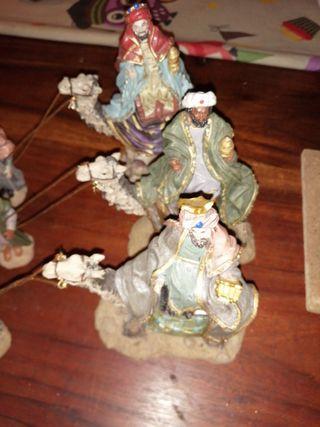 Se venden figuritas de belén variadas