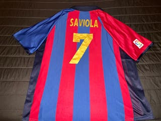 Camiseta Saviola