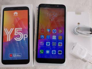 Huawei Y5P, negro - 32gb