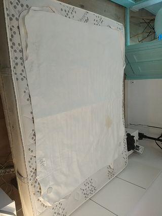 Manta Electrica, marca DAGA, para cama doble