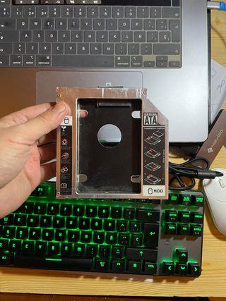 Adaptador CD HDD SATA