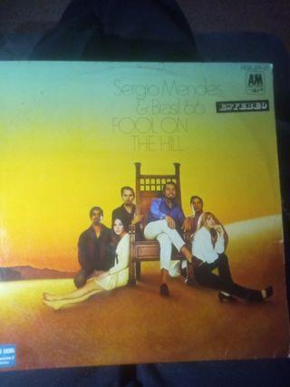 vinilo lp Sergio Mendes & Brasil'66