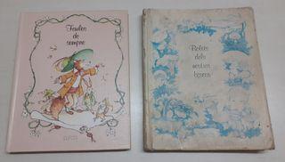 2 Llibres: 46 Faules + Bolets del bosc