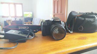 cámara de fotos canon 500D