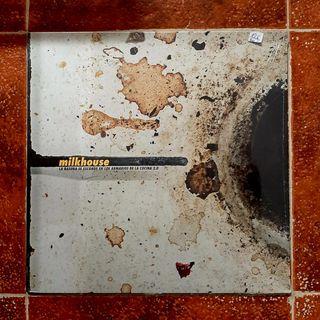 MILKHOUSE -La Basura Se Esconde En...- LP Vinilo