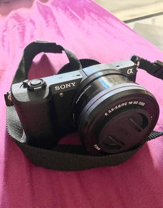 Sony 5100 (mirrorless)