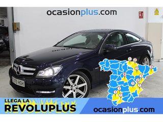 Mercedes-Benz Clase C C Coupe 250 CDI Blue Efficiency 150 kW (204 CV)