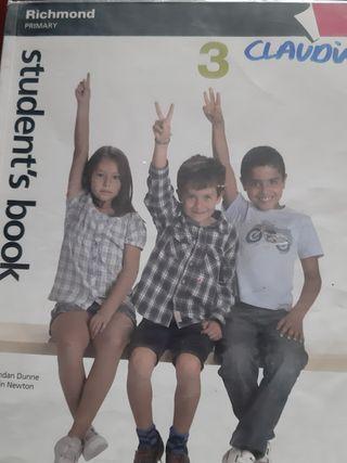 ingles tercero de primaria