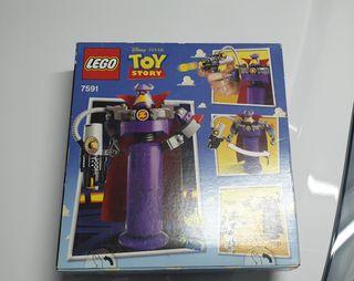 DOS LEGO 7591 Toy Story nuevos.