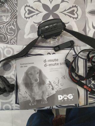 kit anti ladrido para perro adulto