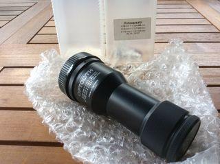 Adaptador telescopio Optolyth para cámara réflex