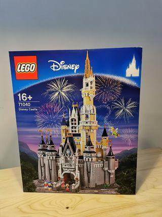 Castillo Disney LEGO