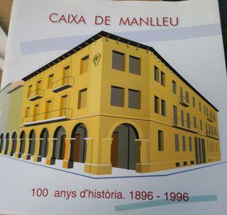 Llibre: 100 Anys Caixa Manlleu