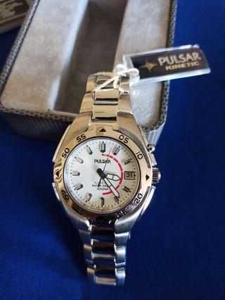 Reloj Pulsar Kinetic Seiko Pul-113