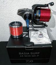 Daiwa Basia Surf 45 SCW Type-P