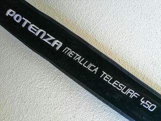 Vega Potenza Metallica Telesurf 450