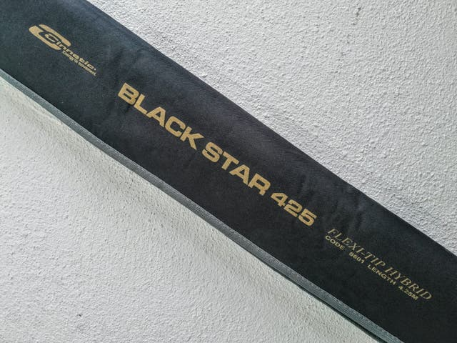 Cinnetic Black Star TI Flexi-Tip