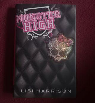 Libro Monster High