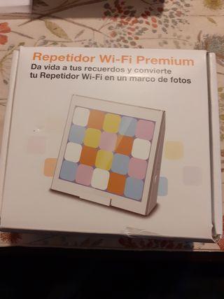 Repetidor wifi premium orange jazztel