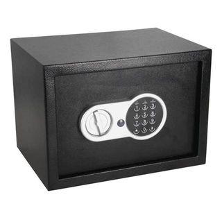 COGEX Caja fuerte electrónica con código digital 1