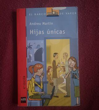 Libro hijas únicas
