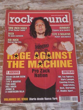 Rocksound / Magazine / 21 / Sin CD Sampler