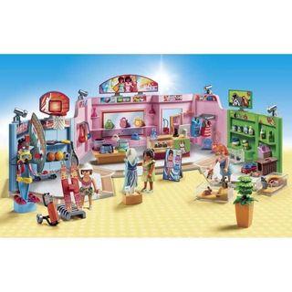 PLAYMOBIL 9078 - City Life - El centro comercial