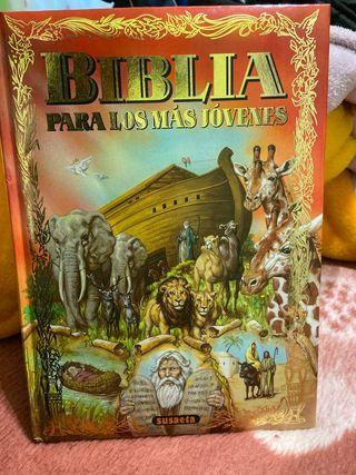 La biblia infantil.