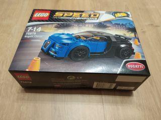 PRECINTADO Lego 75878 Bugatti Chiron