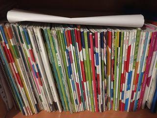 Libros de primaria Anaya de primero,seguro,tercero