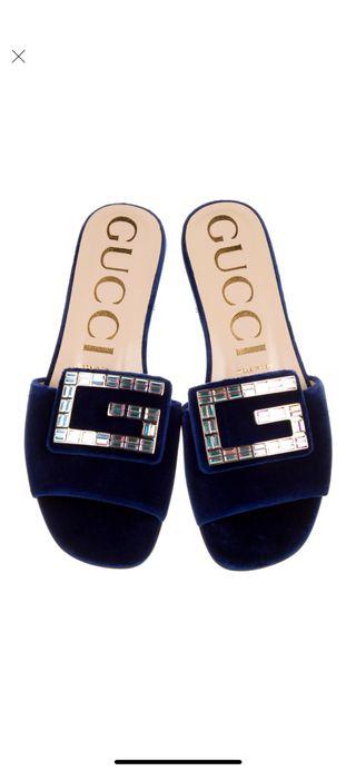 Gucci GG Logo Crystals