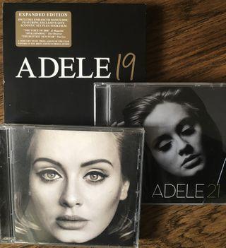 ADELE cds