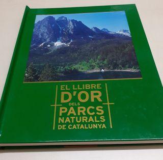 El Llibre d'Or dels Parcs Naturals de Catalunya