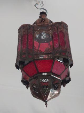 Lámparas Artesanales Árabes de Techo / Únicas