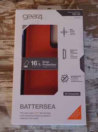 Carcasa Híbrida Gear4 D3O / Samsung Galaxy S20