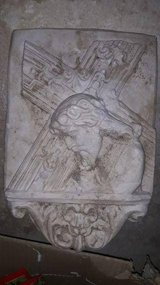 Escultura escayola