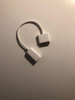 Cable adaptador Apple