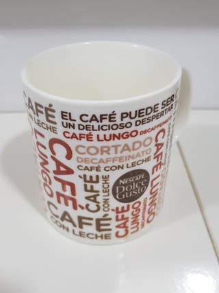 taza nescafe