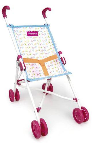 Carrito de paseo silla de paseo muñeca NENUCO