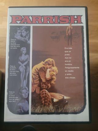 Parrish. película dvd