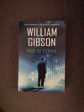 País de Espías - William Gibson