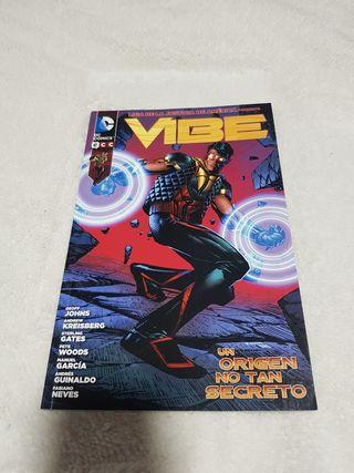 DC Comics: Vibe.