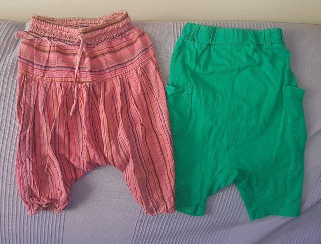 Pantalones Hippie Nina Talla 12 18 Meses De Segunda Mano Por 2 5 En Barcelona En Wallapop