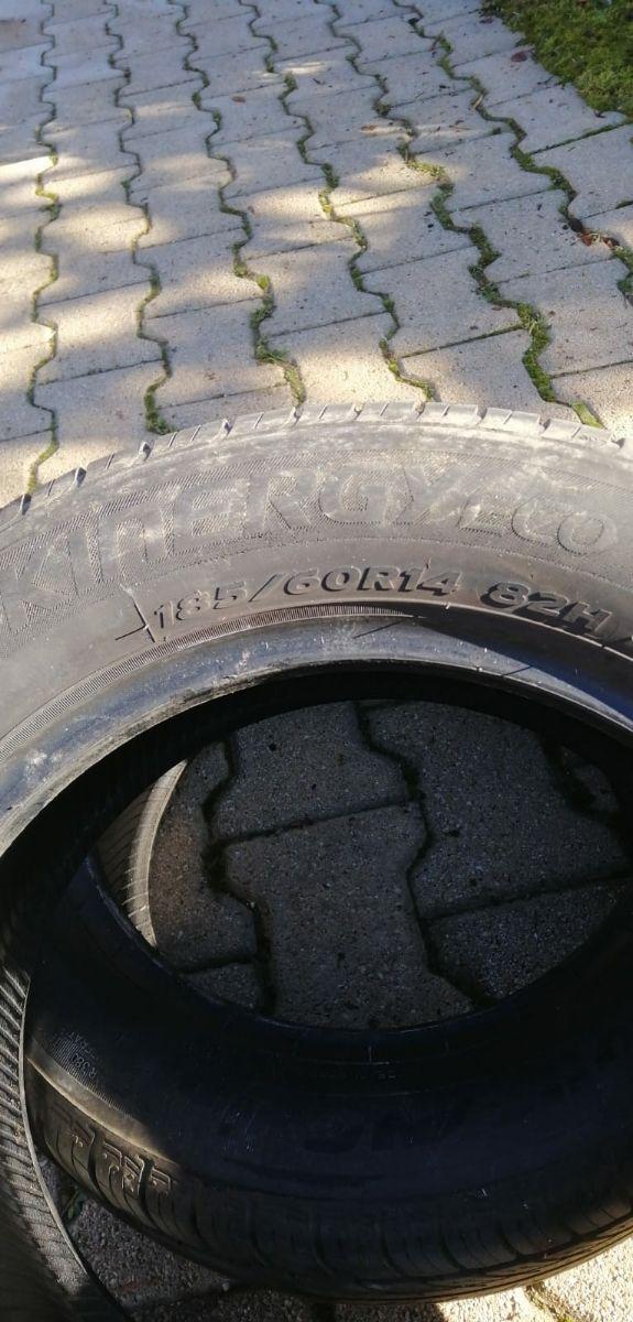 neumático touring nuevo 185/60 14,